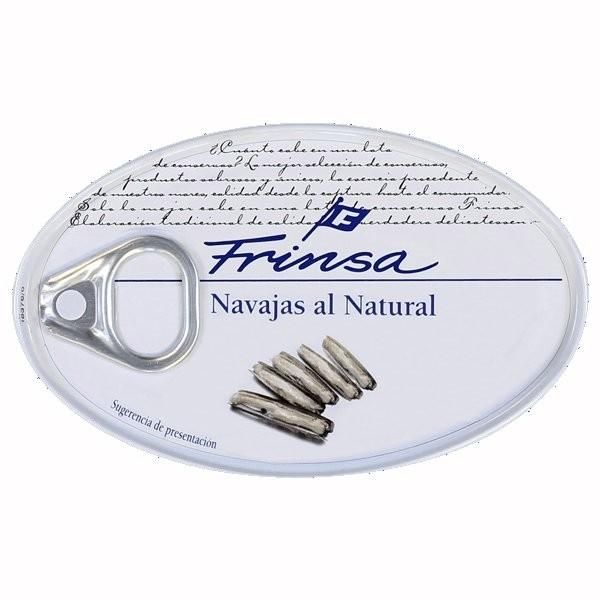 NAVAJAS AL NATURAL FRINSA