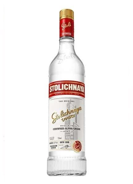 VODKA STOLINAYA 70 CL