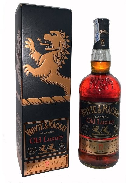 WHYTE MACKAY 19 AÑOS OLD LUXURY 70 CL